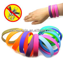 Silicone Insect Repellent Wrist for mosquito control
