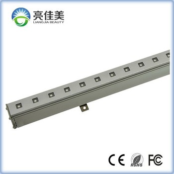 Ip65 Outdoor Rgb Linear Led Light 12w 15w