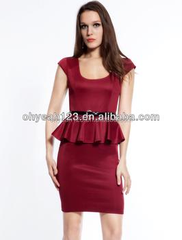 Sexy spandex dresses