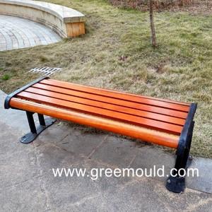 Wpc Wood Plastic Garden Bench Mould