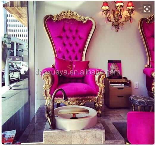 Adorable Princess Nail Salon: مسمار صالون الأثاث/الأظافر صالون زينة/الوردي مسمار صالون