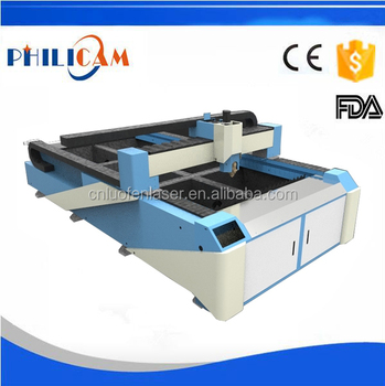 Philicam 300w 500w metal fiber laser cutting machine for stainess steel