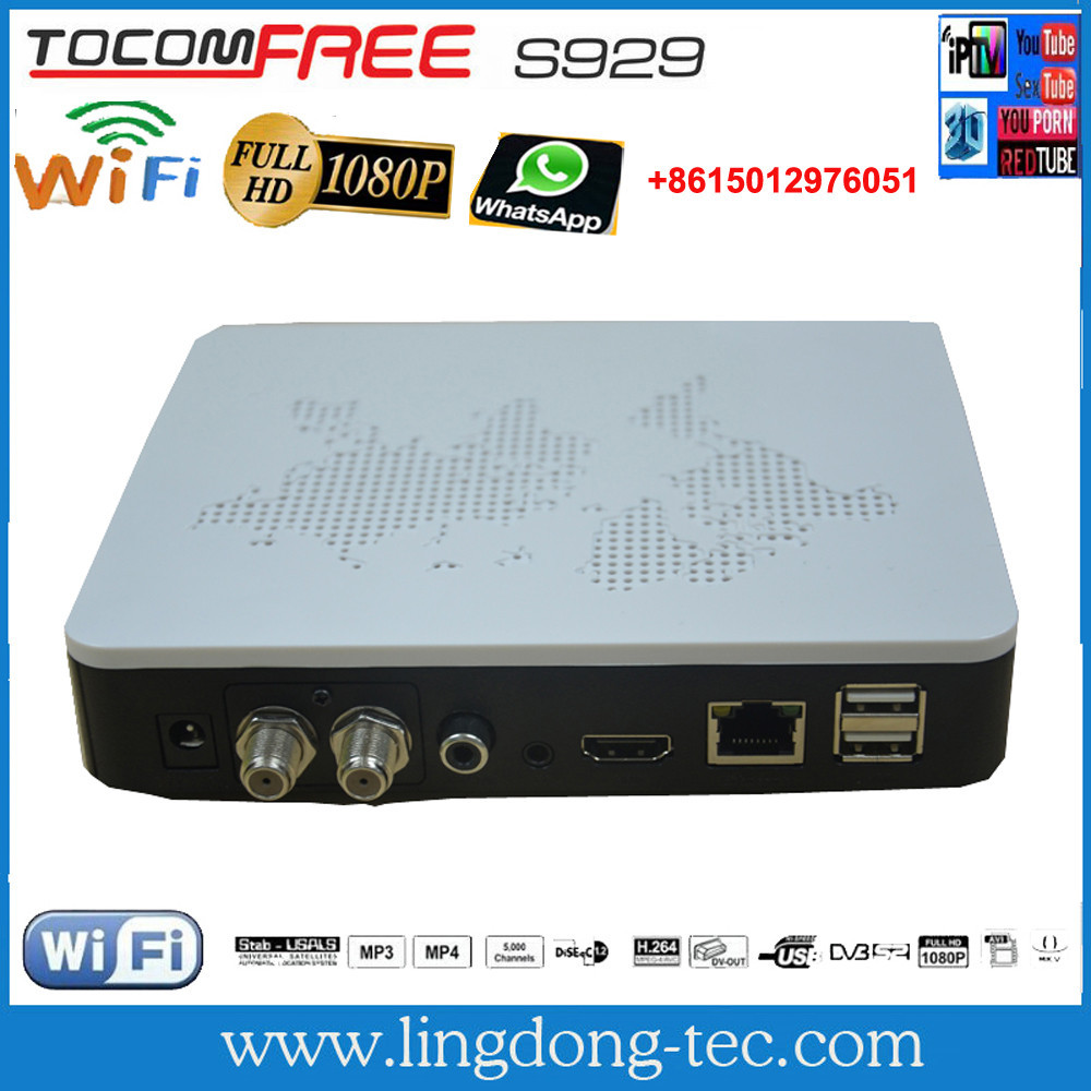 Android <strong>tv</strong> <strong>box</strong> /digital satellite receiver twin tuner <strong>hd</strong> iks sks free tocomfree s929 nagra 3 <strong>hd</strong> receptor for south america