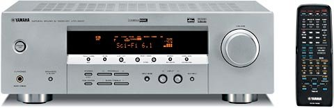 Yamaha HTR-5830 5.1-Channel A/V Surround Receiver (OLD VERSION) (Discontinued by Manufacturer)