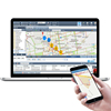 Cheap vehicle tracking gps tracking software platform /smart phone gsm gps car alarm system