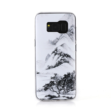 2017 popular cute high quality tpu mobile phone case For for Samsung galaxy S8