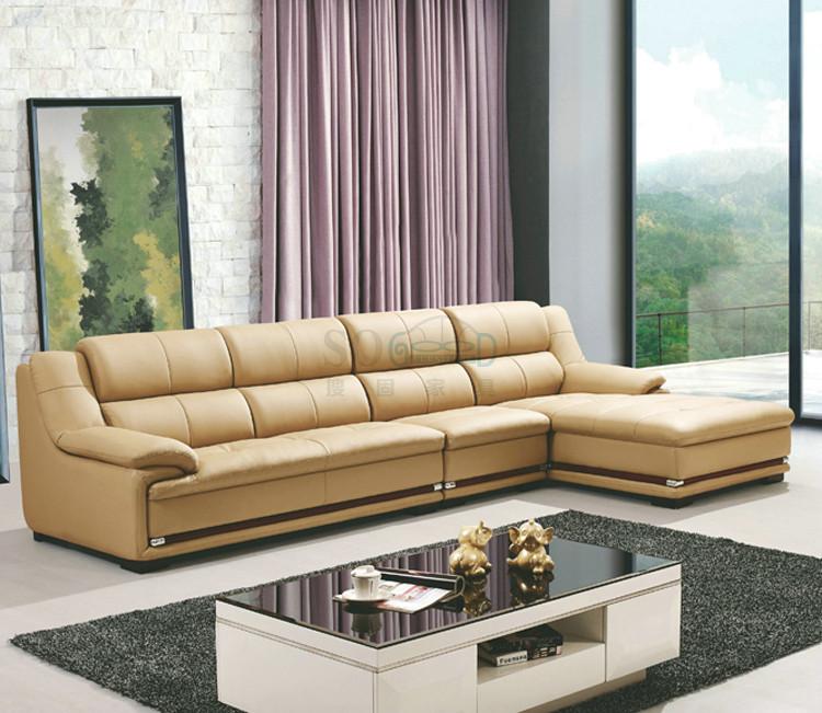 Living Room Furniture Microfiber Leather Sofa Set - Wholesale Living Room Furniture Microfiber Leather Sofa Set