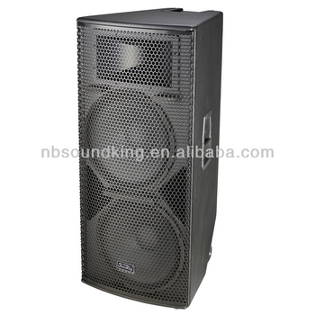 "15"" professional entertainment audio Speaker KA215"