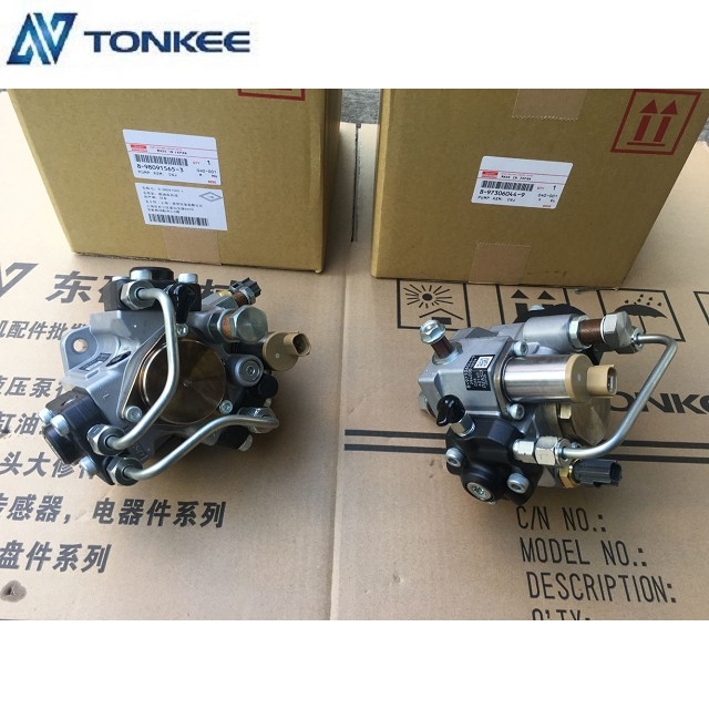 Genuine 8-97306044-9 29400-0039 4HK1 fuel injection pump for ZX200