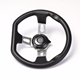 270mm Off road Sport Race Go Kart Gas Go kart Steering Wheel