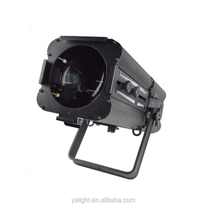 150w rgbw video projector zoom profile spot led light