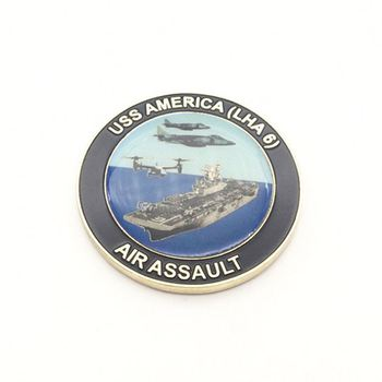 hot sale the challenge coin history