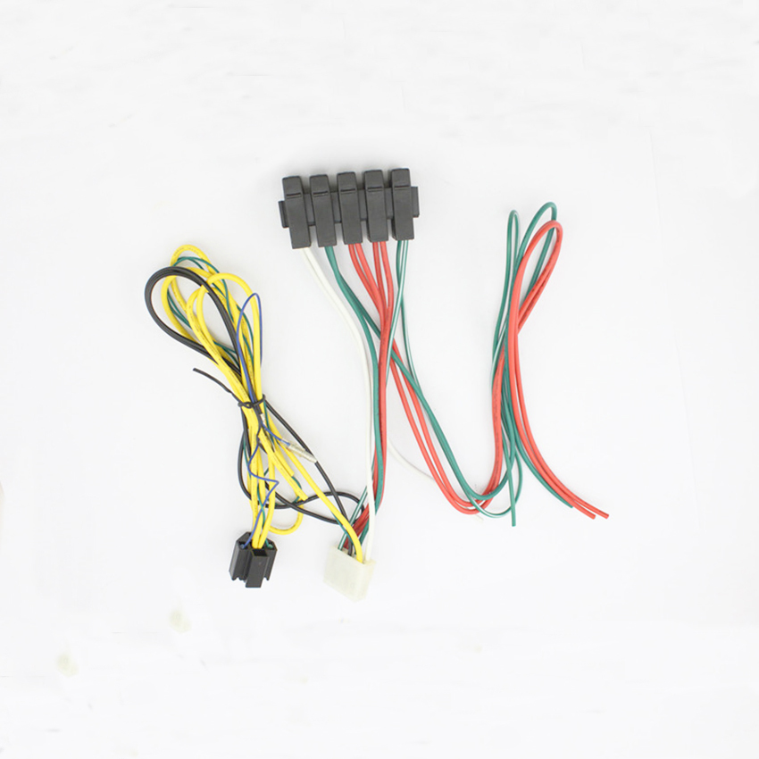 home appliance and car 3A fuse wire harness/relay connector