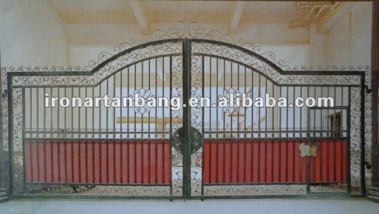 Retractable Driveway Gate   Buy Retractable Driveway Gate,Metal Gate  Designs,House Gate Designs Product On Alibaba.com