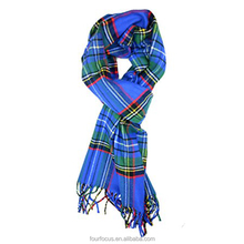 fashion wholesale high quality cashmere feel polyester scarf