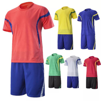 f934d1fc116 Wholesale blank china custom design sublimated cheap soccer uniform kits
