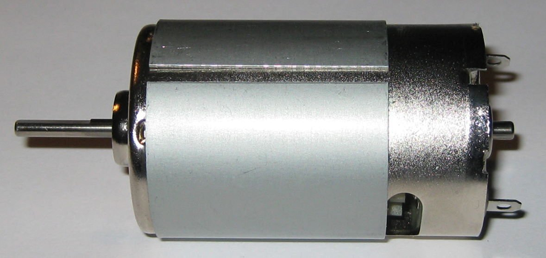 (USA Warehouse) 6V DC Motor - R/C and Power Wheels - Powerful Fan Cooled High Speed Hobby Motor **ITEM#NO: 43E8E-UFE6 C2A9205