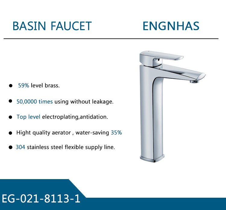 Classical Brass art washbasin faucet no watermark