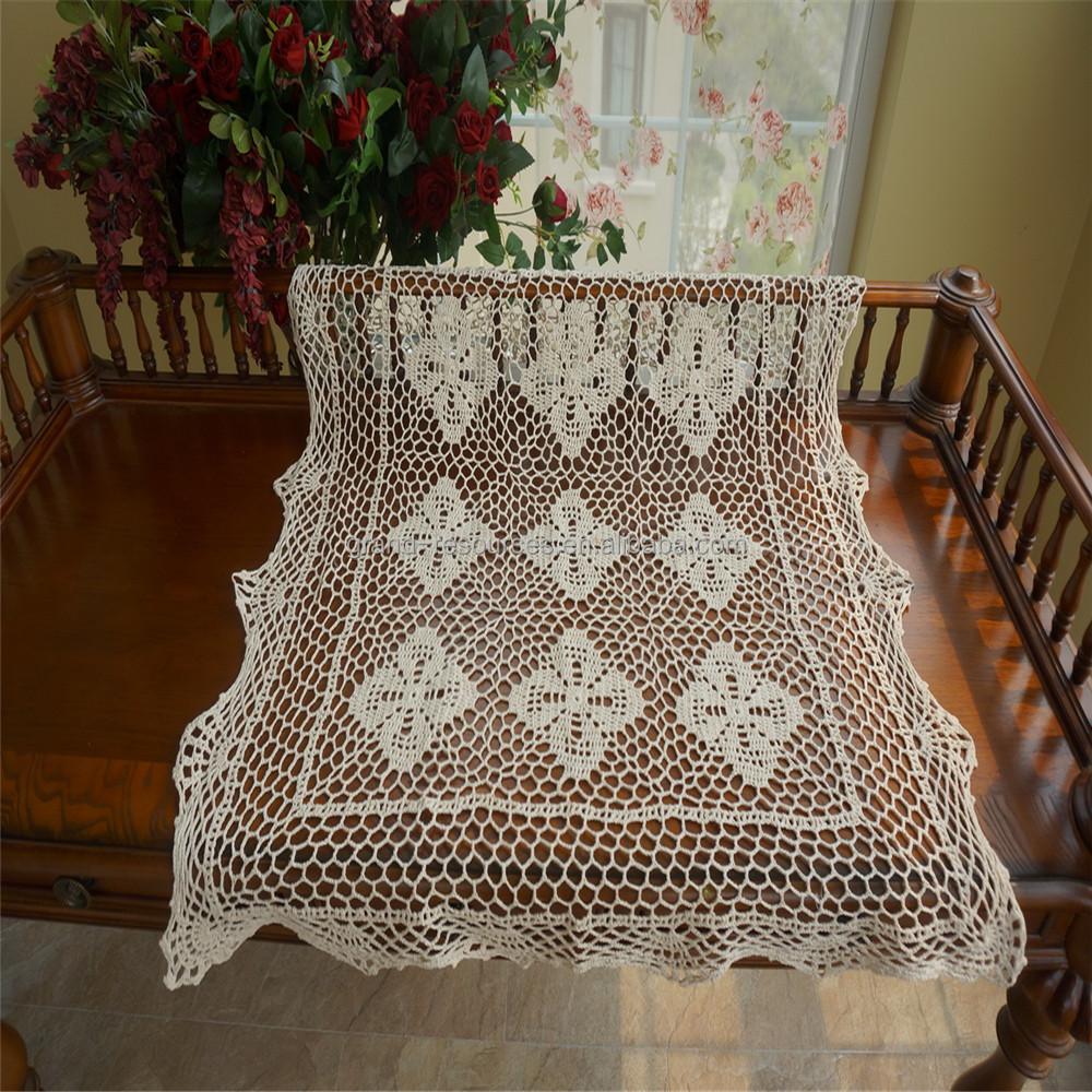 Venta al por mayor patrones para manteles a crochet-Compre online ...