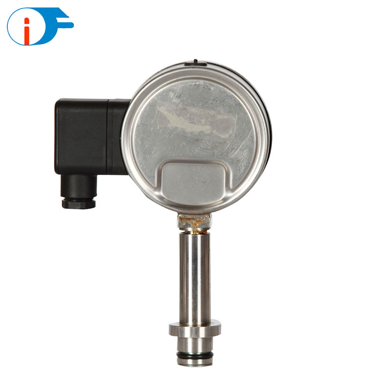 China Professional Supplier ALF Magnetic Electric Contact Pressure Gauge
