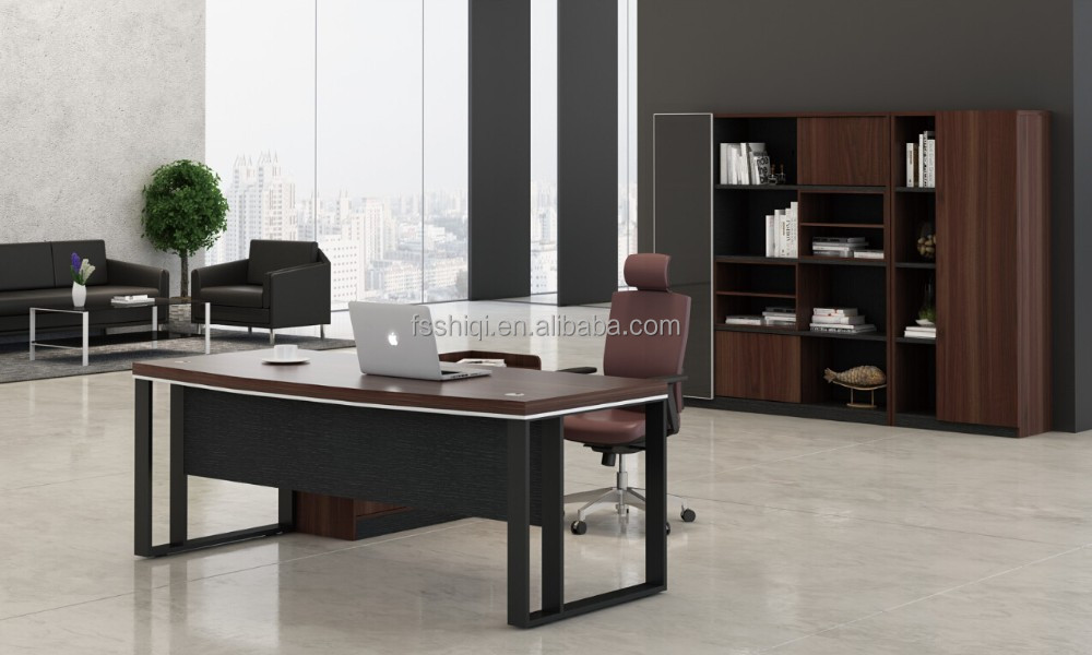 Wooden Office Table Design, Wooden Office Table Design Suppliers And  Manufacturers At Alibaba.com