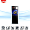 Full HD floor stand touch lcd advertising player/digital media player