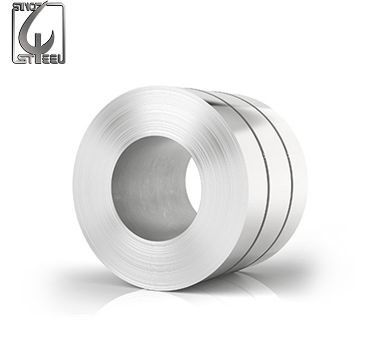 Inox SS 430 BA Finish Stainless Steel Coil