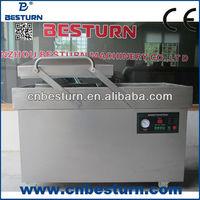 Double Chamber Vacuum packaging machine DZ-500/2SB for peanut, pork,beef,sea food,tuna fish