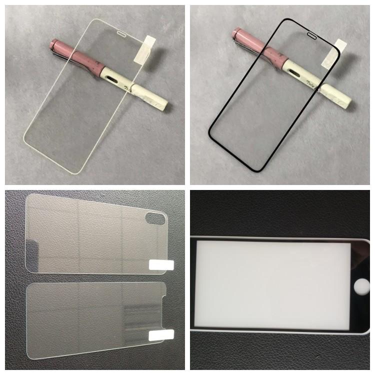 5d glas making machine siliconen mobiele telefoon cover making machine