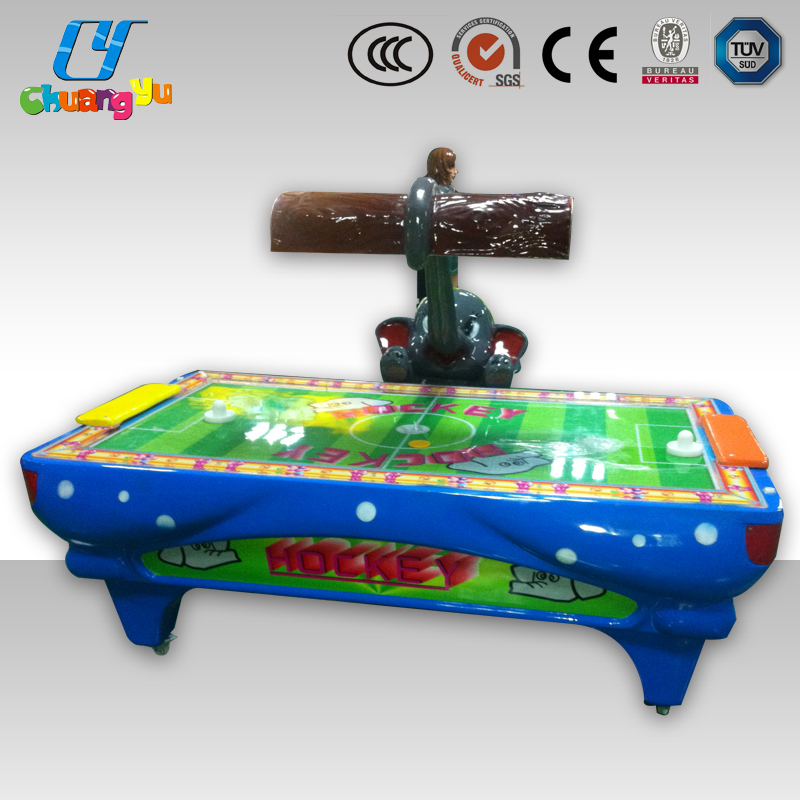 Elephant Hockey game Lottery machine for sales