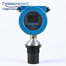 Suitable Price 물 Level 송신기 초음파 Level Sensor utg series level meter