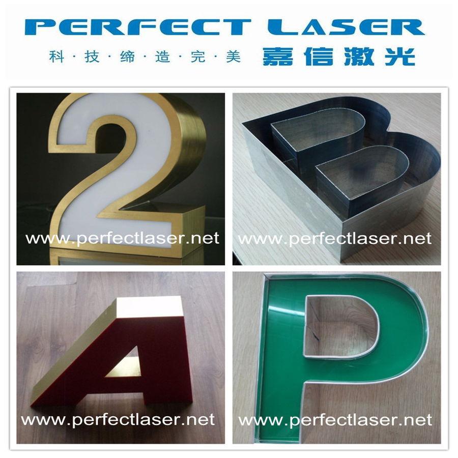 3d Metal Advertising Word Laser Welder 3d Letter Metal Cnc Welding