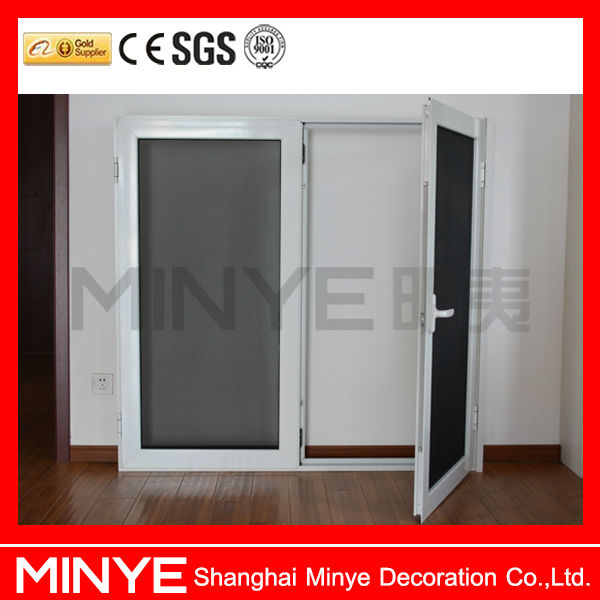 ALUMINUM CASEMENT WINDOW WITH FLY SCREEN SLIDING WINDOW WITH STEEL MOSQUITO NET MESH SCREEN WINDOW COVERING