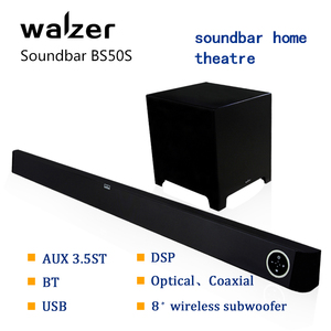ODM best compact tv sound bar for home theatre