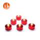 LED Lytes Flameless Candle Christmas Candle Battery Operated Tea Lights with 6 Hour Timer and Warm White Flame