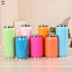 car travel vacuum insulated cola shape stainless steel auto water bottle flask can shape fancy thermos for dubai with straw