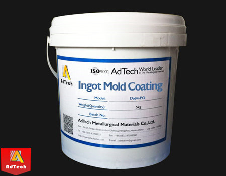Top quality mold release agent for aluminum ingot mold