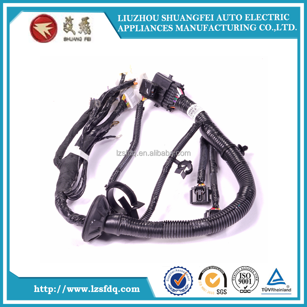 Corrugated Pipe Socket Automotive Electrical Wire Harness With All Wiring Harnesses Connector Buy Harnesselectrical
