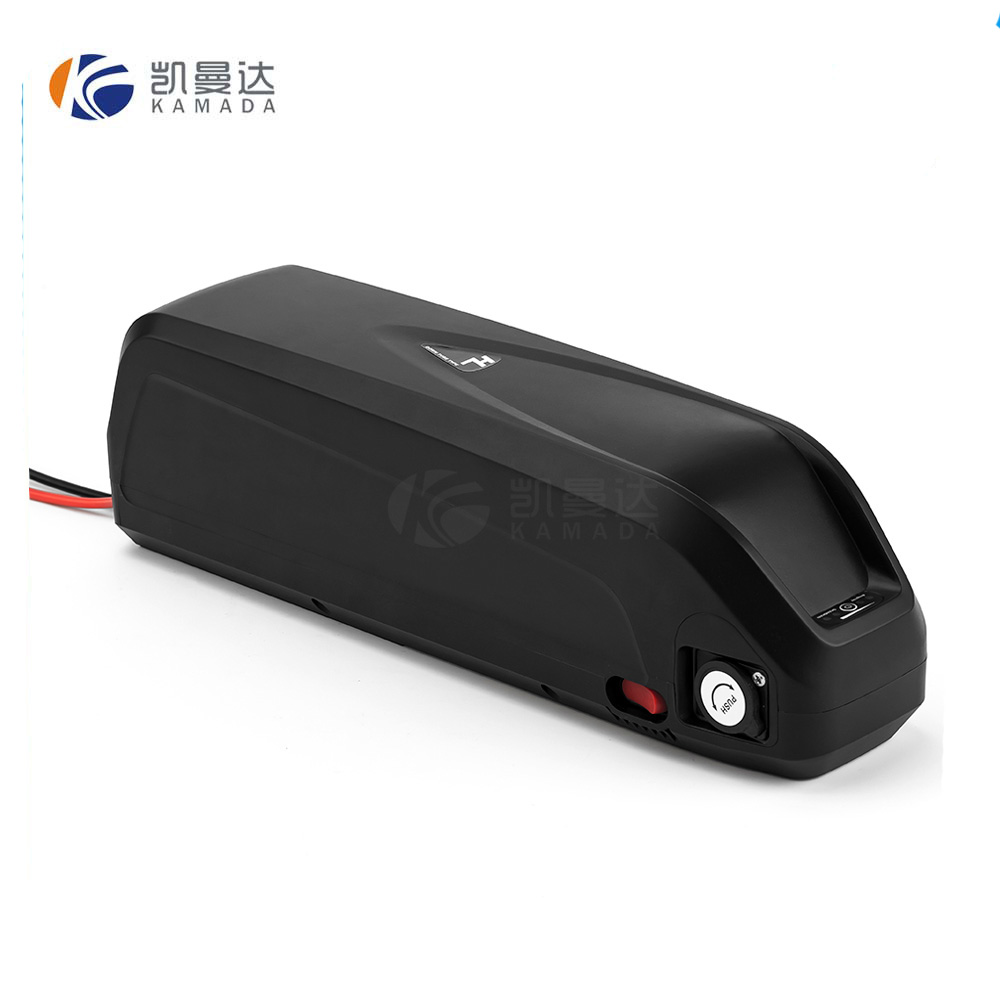 hailong down tube battery lithium ion 52v ebike li-ion battery with BMS and charger