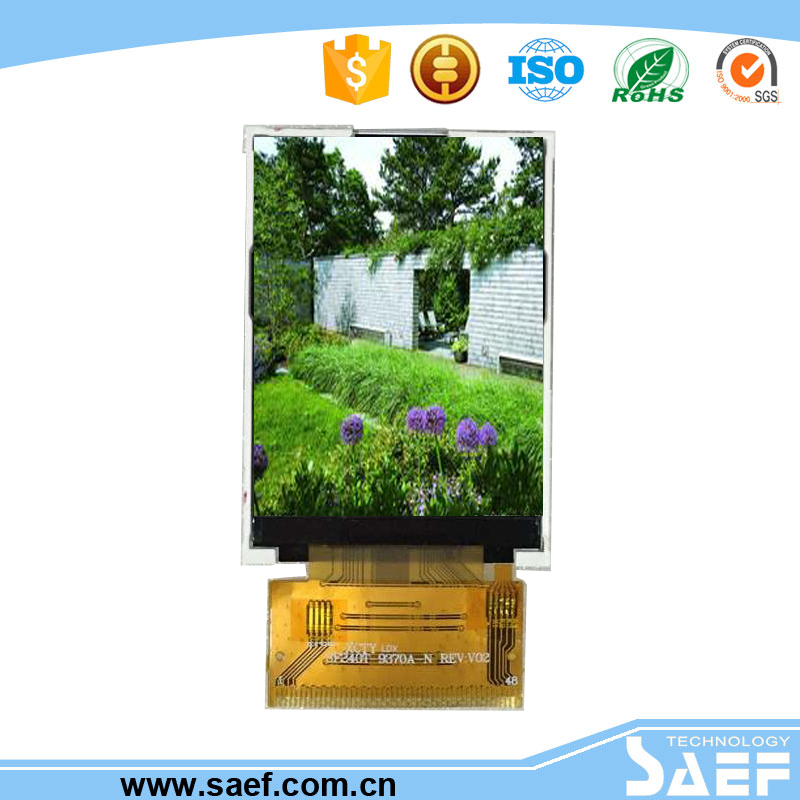 2.4 inch tft lcd module with dsi lcd touch screen bare lcd screen on hot sales