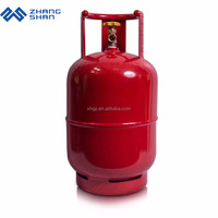 2017 New 11kg Empty LPG Gas Filling Cylinder