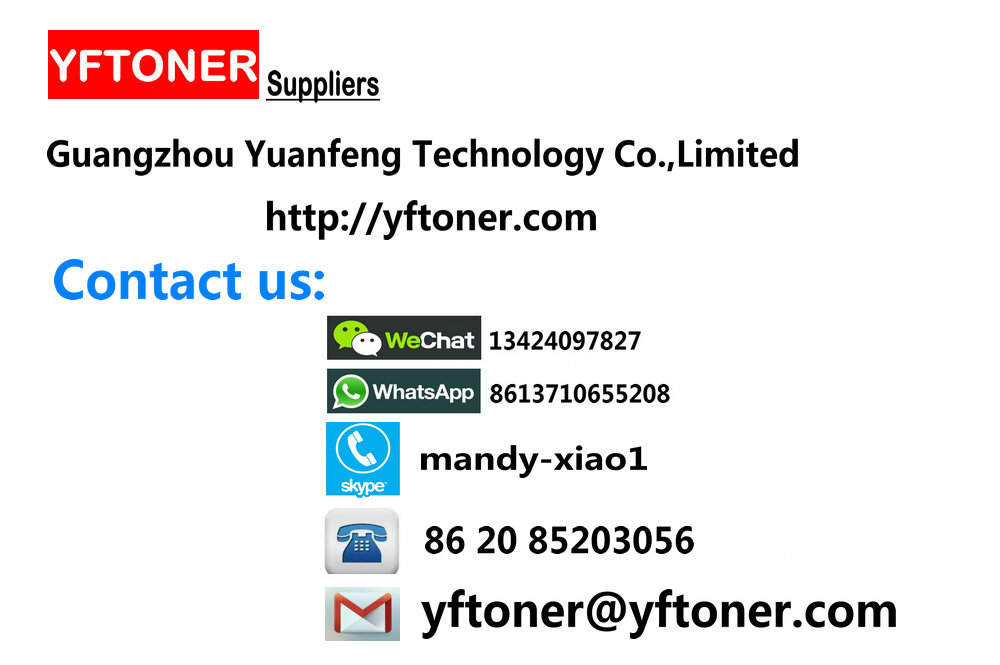 YFTONER Original Color Imaging OPC Drum Unit for Konica Minolta Bizhub C350 C450 C351 350 450 351 Copier Spare Parts