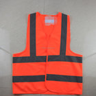 High Visibility Reflective Vest , Neon Yellow & Orange