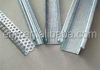 construction & real estate metal drywall profiles for plaster board