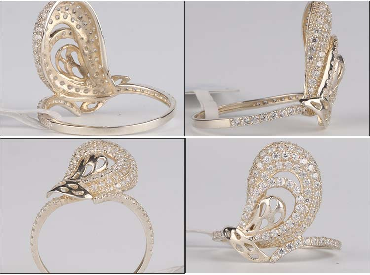 New Product Stone Ring Design For Men And Women saudi arabia gold