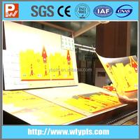 Lenticular Plastic 3D wine packaging box