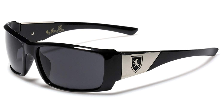 bb17941968d Get Quotations · Khan Rectangular Fashion Designer Sunglasses
