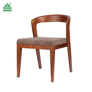 Chair Design For Restaurant Leisure Dining Chair Wooden Dining ...