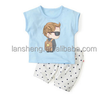 New Design Baby Suits; Baby Boy Clothes; Baby Garment
