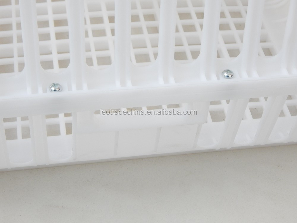 best price plastic crate cage for delivering chicken duck goose quail and pigeon